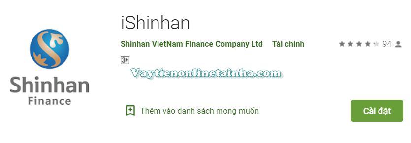 iShinhan
