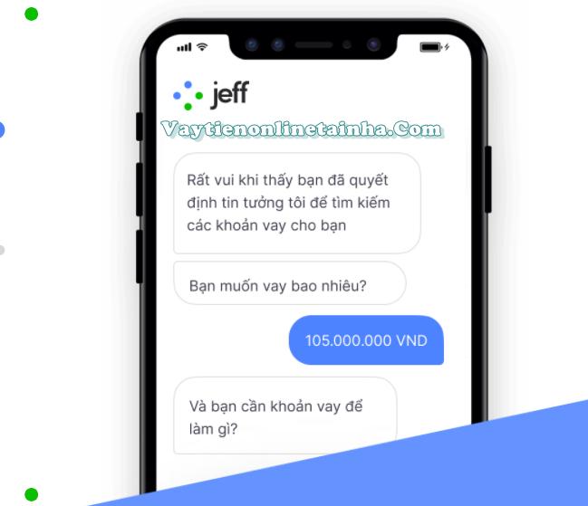 jeff app vay tiền online