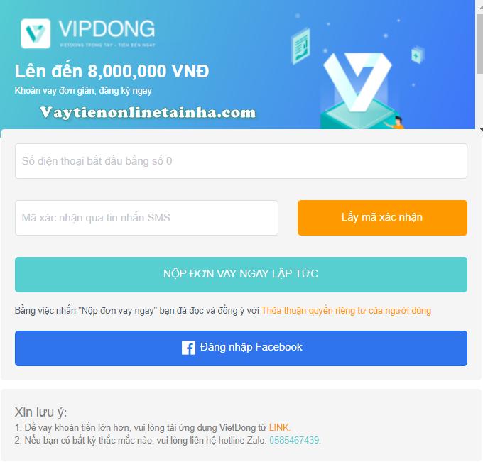Vipdong